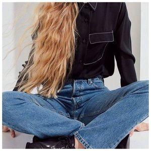 Levi Strauss 505 Regular Fit Jeans W27 L27